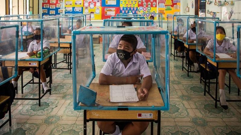 مدارس تایلند در دوران کرونا