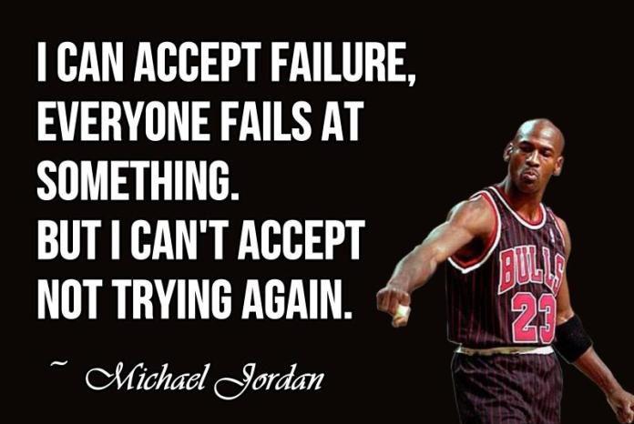 بازی انگیزشی، ترس از شکست موفقیت