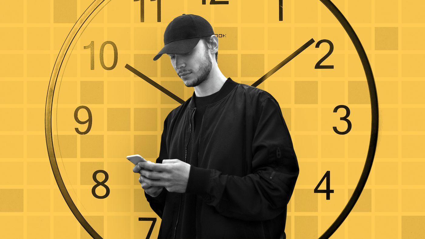 مدیریت زمان اندروید