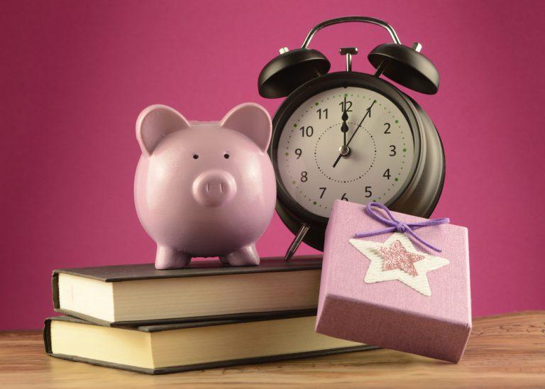پاداش برای درس خواندن بدون استرس
