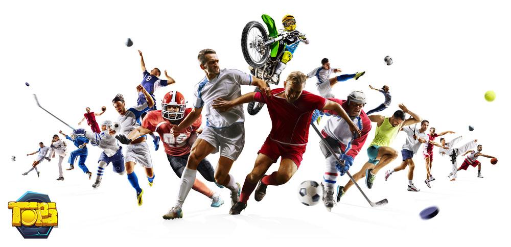 تبدیل شدن به یک ورزشکار حرفه ای