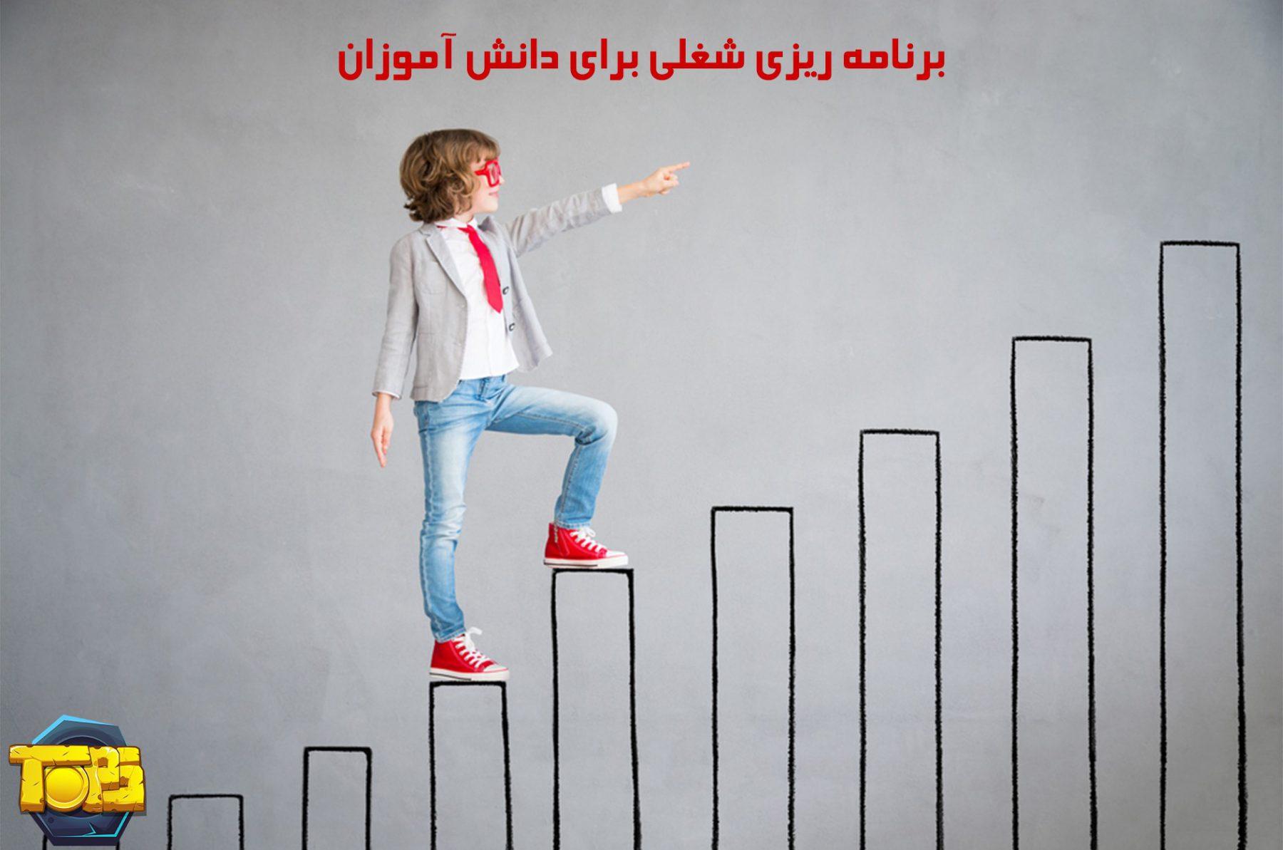 برنامه ریزی شغلی برای دانش آموزان